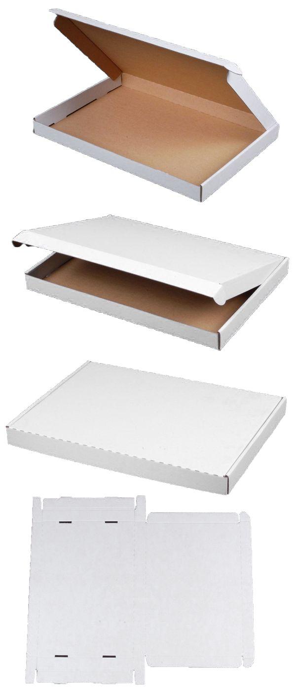 Entdecken Sie die große Vielfalt an #Angeboten . Die Klappdeckel-#Schachtel ist aus weißer #Wellpappe.  Wir freuen uns auf Ihre Anfrage!
