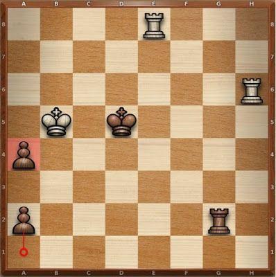Σκακιστικός Κόσμος: Παίζει ο λευκός και κερδιζει ( Wotawa 1948) δύσκολ...