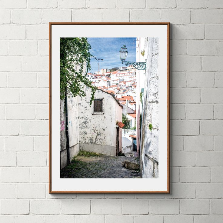 026_PrintAzulejos, Azulejos, Poster, Wall, Printable, Portugal, Pattern, Tiles, Photography, Instant download