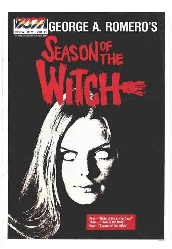 George A Romero's Season Of The Witch 1973. Aka Hungry Wives Aka Jack's Wife. Not To Be Confused With The 1982 Film Halloween III : Season Of The Witch, Or The 2010 Film Also Called Season Of The Witch. This 1973 Blend Of Psychological & Supernatural Drama Was Filmed As Jack's Wife, Released As Hungry Wives & Finally Retitled Season Of The Witch About A Decade Later. This Unusual Film Was One Of George A. Romero's Most Troubled Productions.