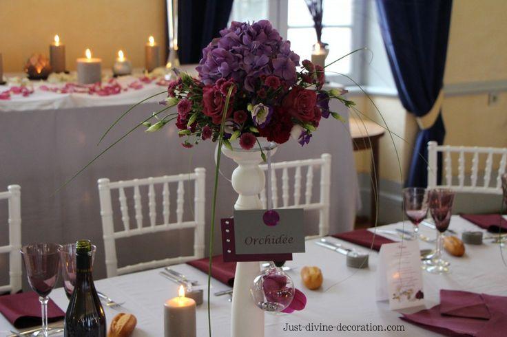 1000 id es sur le th me mariage avec hortensia violet sur pinterest ensemble d 39 invitation. Black Bedroom Furniture Sets. Home Design Ideas