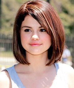 Classic Straight A-line Bob Haircut for Women and Girls