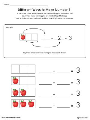 Meiosis Worksheet Key Word  Best Math  Addition  Subtraction Images On Pinterest  Power And Exponents Worksheet Excel with Shape Worksheets Kindergarten Pdf Different Ways To Make Number  Printable Worksheet Color Communities Worksheets Pdf