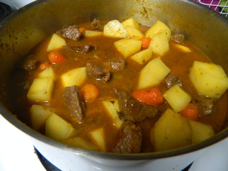 Carne guisada or beef stew is a very popular dish in Puerto Rico. One of my favorites too! It's a very hearty dish, very easy to make and lefotvers taste even better the next day! It's …
