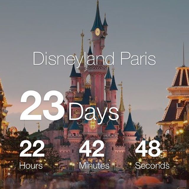 Much excitement      #disneyaddict #disneylove #disneyfan #disneygram #disneylife #disneygirl #Disney #disneylandparis #holiday #vacation #holidaycountdown #disneycountdown
