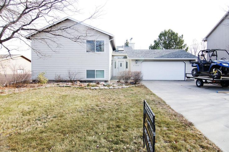 Gillette, WY home for sale! 1107 Overdale Dr - 3 bd, 2.25 ba, 1952 sqft. Call Team Properties Group for your showing 307.685.8177