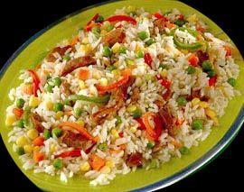 SYNTAGES - ΣΥΝΤΑΓΕΣ ΜΑΜΑΚΑΣ: Οι Καλύτερες Συνταγές Μαγειρικής!: Ρύζι με λαχανικά και θαλασσινά