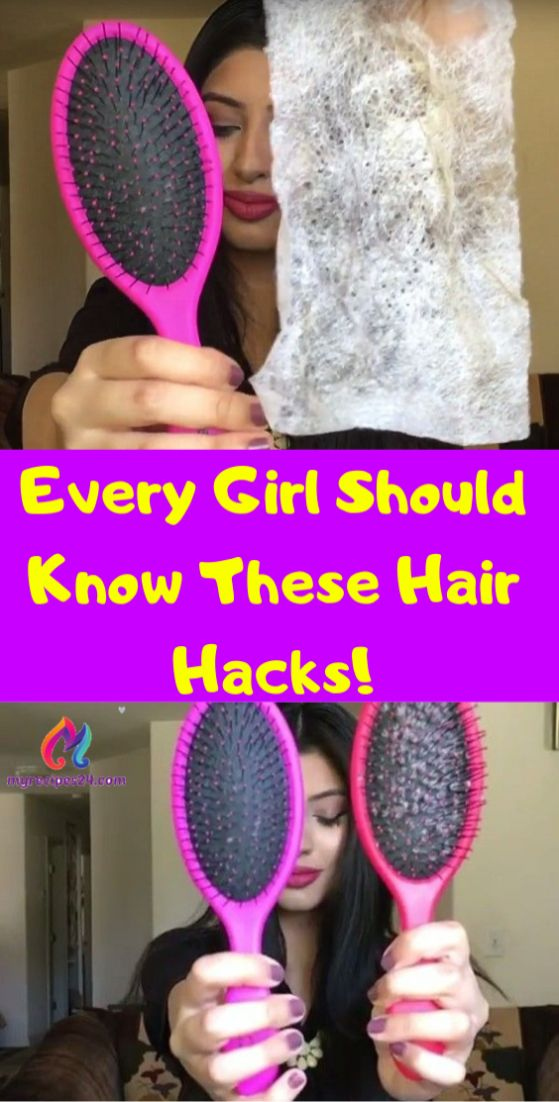 Every Girl Should Know These Hair Hacks!!!