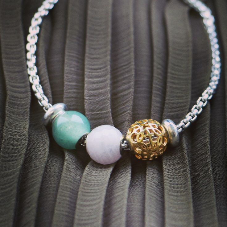How to wear our Karma Bead of the month! You will receive ...