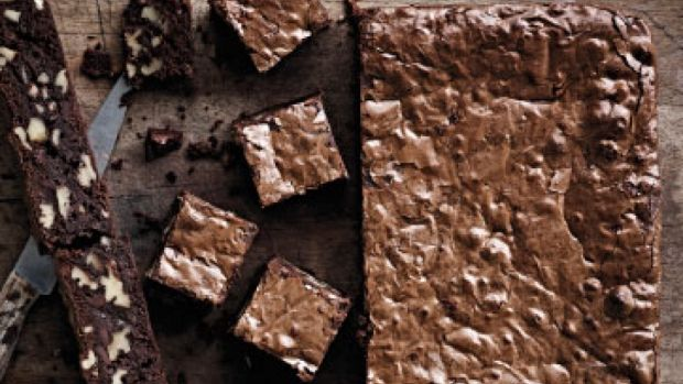 Best chocolate brownies ever - recipe by Claus Meyer