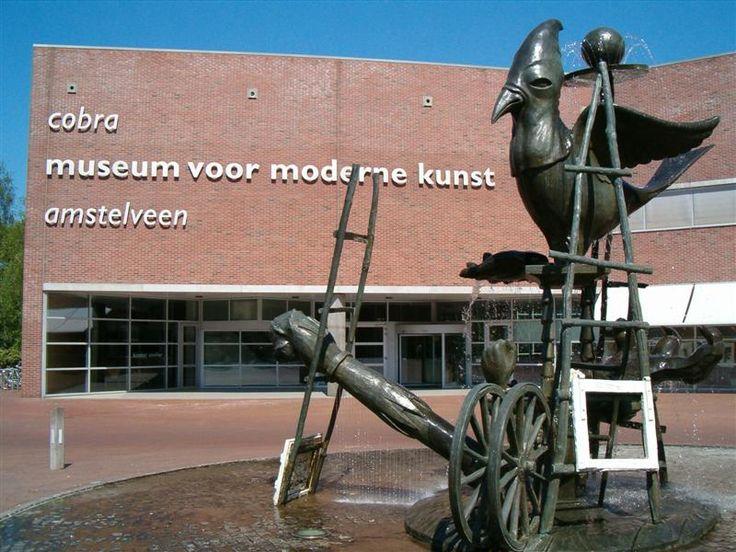 Cobra Museum voor Moderne Kunst, Amstelveen