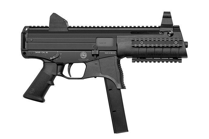 SMT 40 C - Armas Longas - Taurus Armas