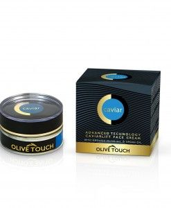 olive touch Adavnced Technology Caviarlift Face Cream 50ml