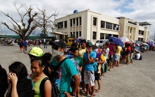 The Philippines' Geography Makes Aid Response Difficult