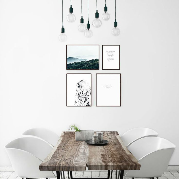 25 Scandinavian Dining Room Designs