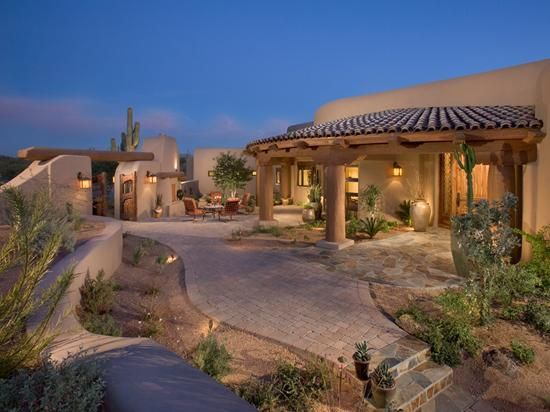 17 Best Images About Southwest Architecture On Pinterest Geronimo Palm Desert And