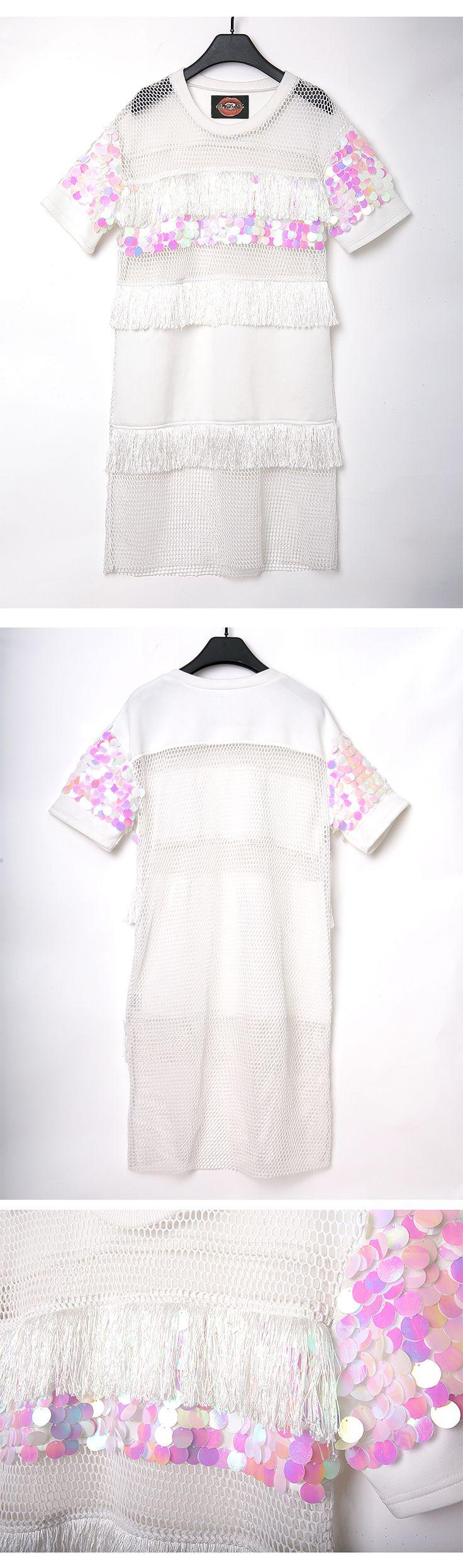 Мелинда стиль 2015 новых мужчин мода платье лето свободного покроя блестками сетки платье белый и черный 2 цвета свадебные платья бесплатная доставка, принадлежащий категории Платья и относящийся к Одежда и аксессуары для женщин на сайте AliExpress.com | Alibaba Group