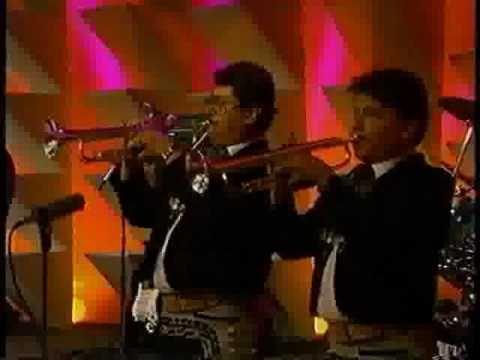 "México, D.F.,1995.    ""Homenaje a Rubén Fuentes"" en el Programa ""En Vivo"", de Ricardo Rocha."