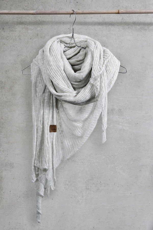 COISA |Soft scarfs made out of natural materials| Sponsor spotlight - Vosgesparis