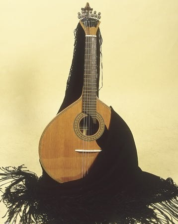 Fado- Portuguese Guitar