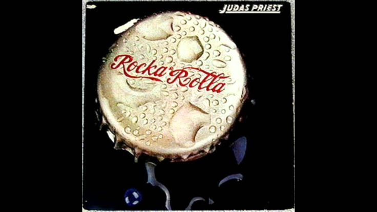 Judas Priest - Rocka Rolla (1974) Full Album