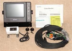 Search Sony backup camera monitor. Views 2217.