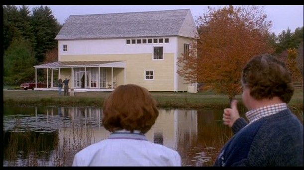 Here is that house from Housesitter with Steve Martin and Goldie ...