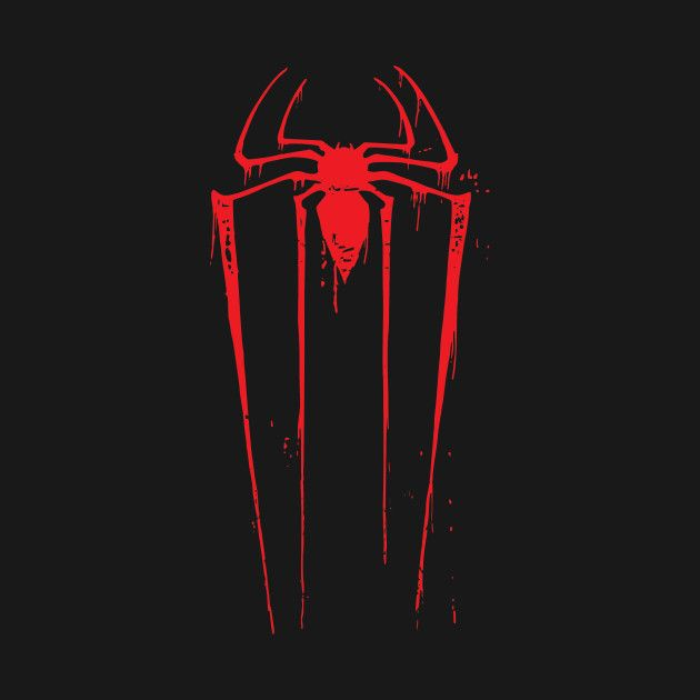 classic spiderman symbol i - photo #17