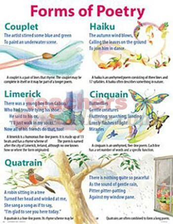 25+ best ideas about Forms of poetry on Pinterest | Writing poetry ...