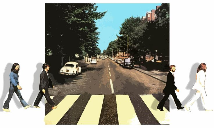 Abbey Road Digital Different point of wiev