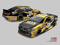 Product ID: C314821WXRN #31 Ryan NewmLionel® The Official Die Cast of NASCAR® an 2014 WIX Filters ARC 1:24 Die Cast. for more #31 Ryan Newman Fan Gear  Collectibles visit www.nascarshopping.net #NASCAR #DieCast #Collectibles #RichardChildressRacing  #RCR #31Ryannewaman #RyanNewman