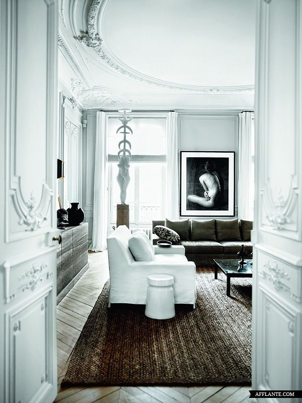 13 best Refined French Modern - Living images on Pinterest ...