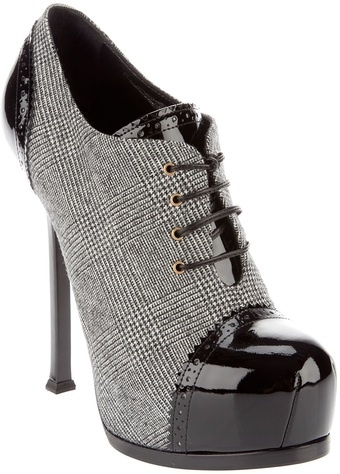 YSL Tribtoo Shoe Boot