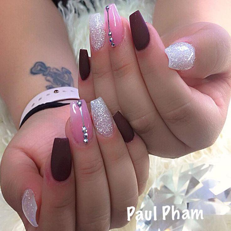 806 best hair nails makeup images on Pinterest | Brunette hair, Hair ...