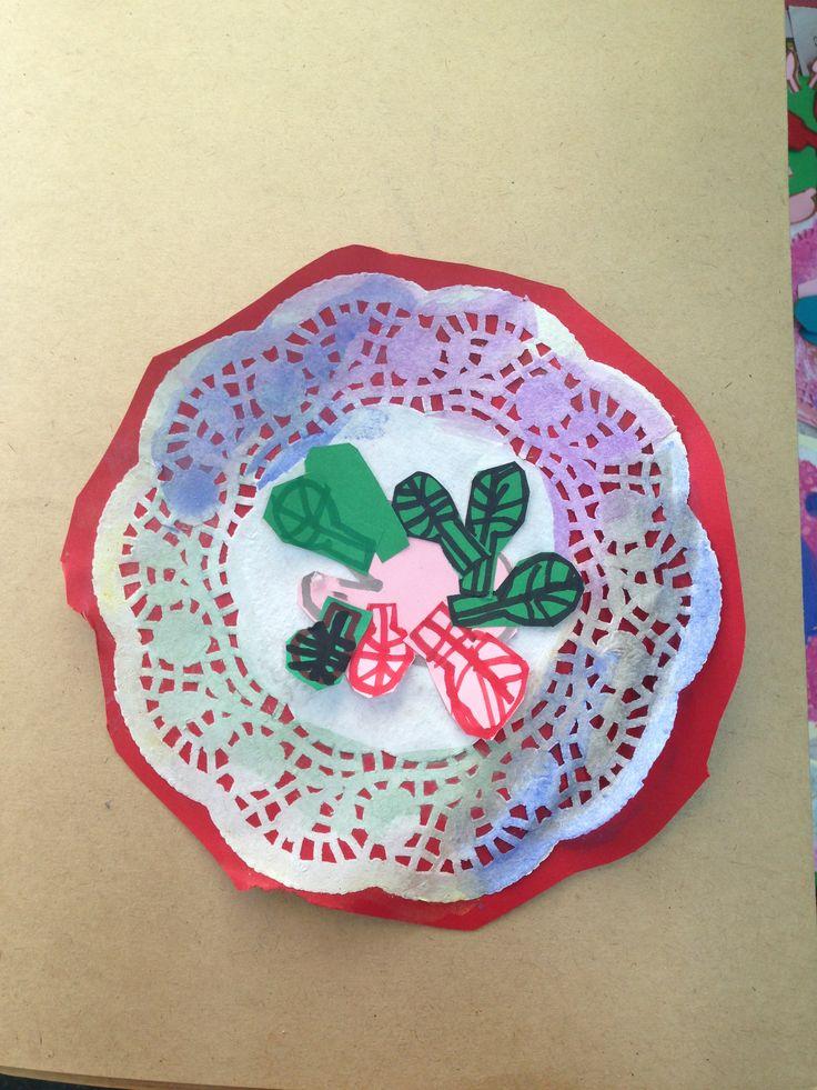 Monet-inspired waterlilies - Grade 1/2