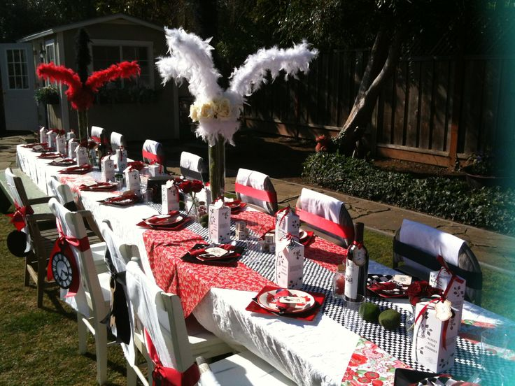 Mad Hatter Baby Shower, Loved This! - Fresh Event Tips -