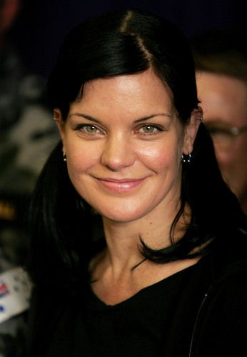 Photo of Pauley Perrette for fans of Pauley Perrette and Sean Murray.