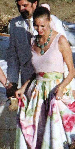 Beatrice Borromeo, the girlfriend of Pierre Casiraghi