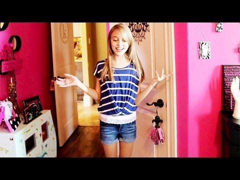 Katelyns home School Routine! On seven super girls