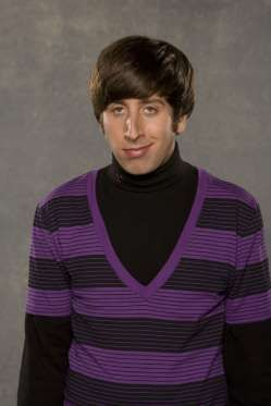 Simon Helberg stars as Howard Wolowitz, who's married to and shares a baby with Melissa Rauch's Bern... - Monty Brinton/CBS/.