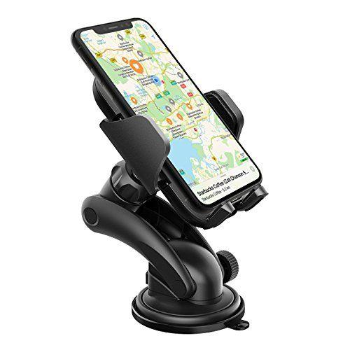 KFZ HandyHalterung, VTIN Autohalterung Handy 360° drehbare, Car Phone Holder on Windschutzscheibe Armaturenbrett mit Kugelgelenk für iPhone 7 / 7Plus, 6s / 6 Plus 5s, Galaxy S7 / S6 Rand S5, Hinw #HandyHalterung, #VTIN #Autohalterung #Handy #drehbare, #Phone #Holder #Windschutzscheibe #Armaturenbrett #Kugelgelenk #für #iPhone #Plus, #Plus #Galaxy #Rand #Hinw
