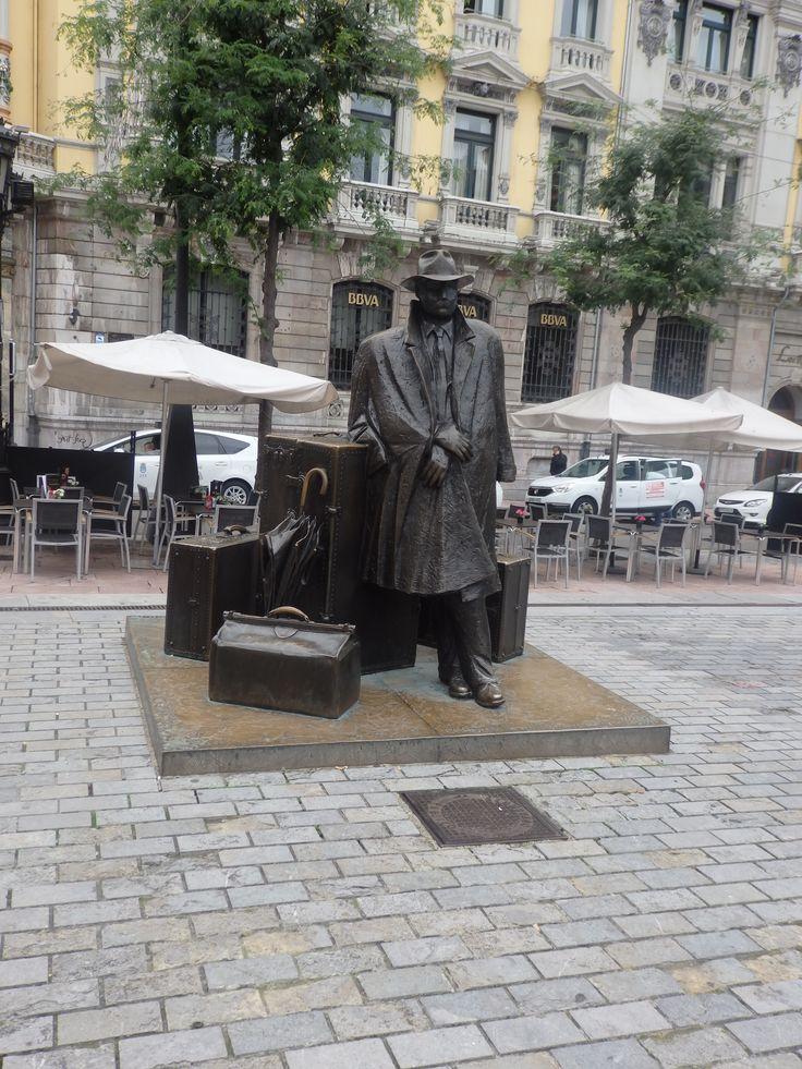 El Regreso de Williams Arrensberg. Oviedo (Asturias)