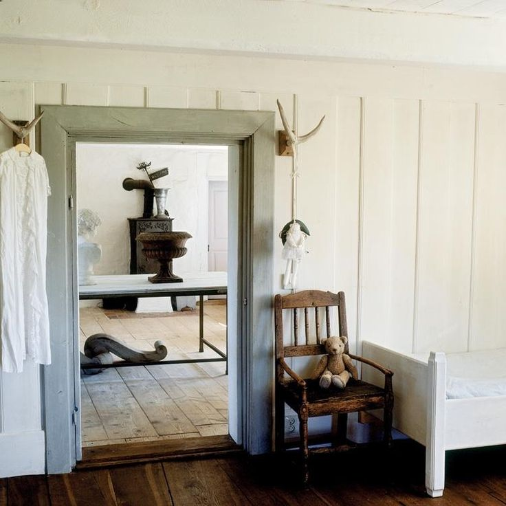 Farmhouse in Sweden | Home Adore