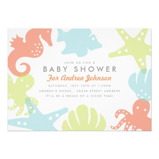 critters baby shower invitation invitations baby showers baby shower