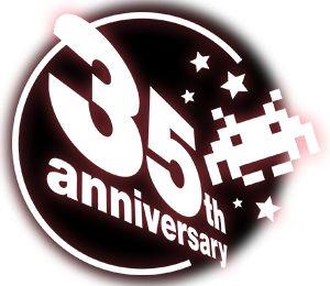 スペースインベーダー35周年記念