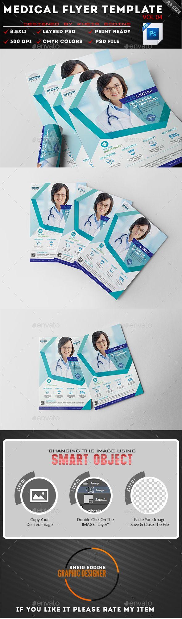 Medical Flyer Template Vol 04 30 best