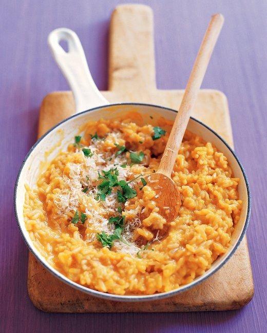 Creamy Carrot Rice Recipe