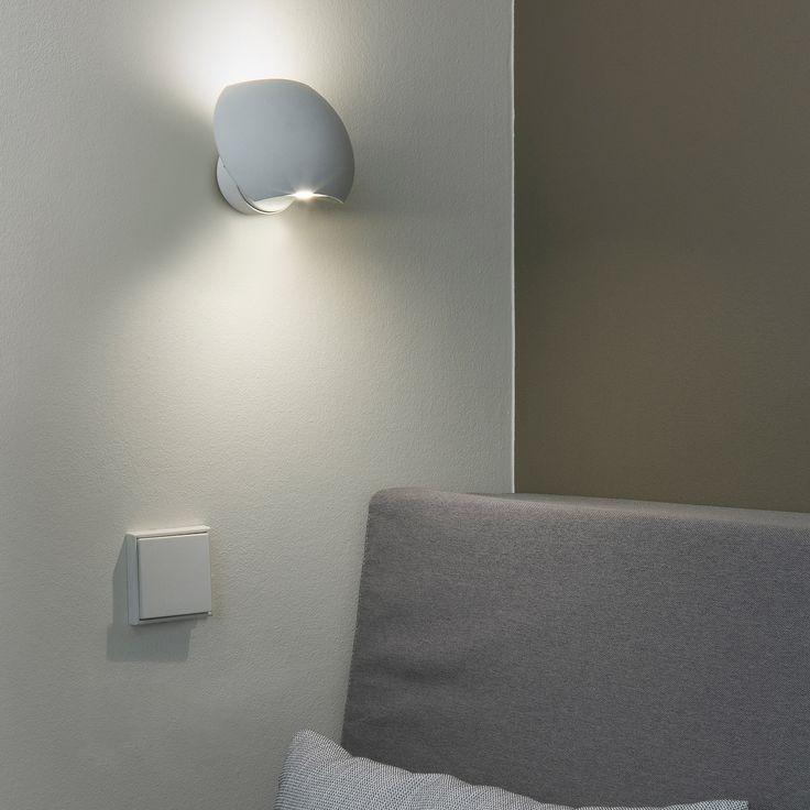 17 meilleures id es propos de applique murale led sur for Applique murale double eclairage
