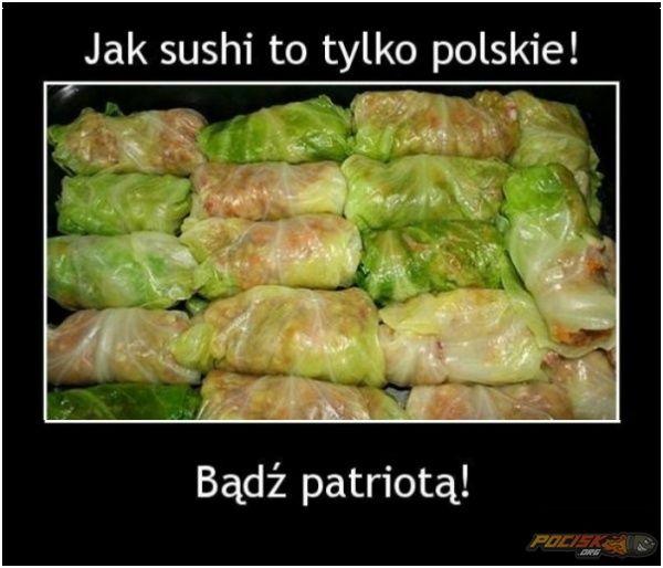 Polskie sushi ;) www.pocisk.org