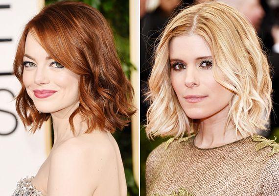4 frizura, ami meglepően dúsnak mutatja a vékony szálú, erőtlen hajat